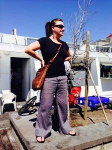 Anine - Cape Fusion Tours new fabulous guide!