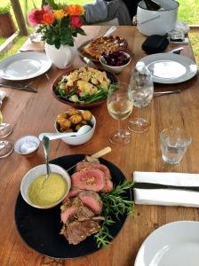 Overgaauw Restaurant - a family feast