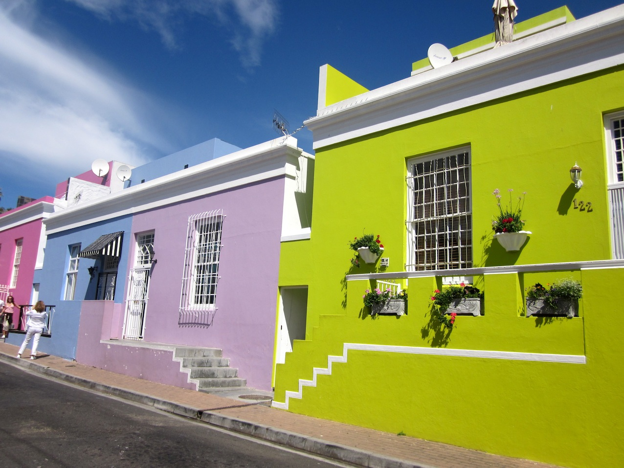 Bo-Kaap fab shot of houses