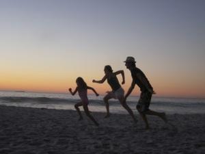 Sundowners on Clifton Beach