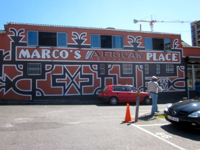 Marco's African Place Cape Town
