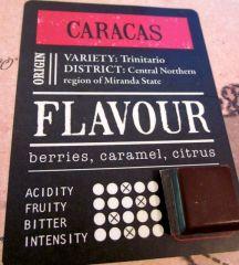 DV Chocolate tasting Caracas