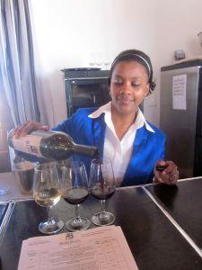 Allee Bleau Wine Tasting
