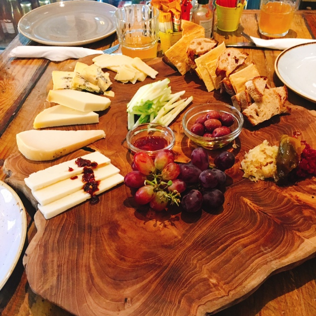 Culture Club Cheese Platter