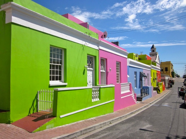 bo-kaap good photo of Ciapinni street