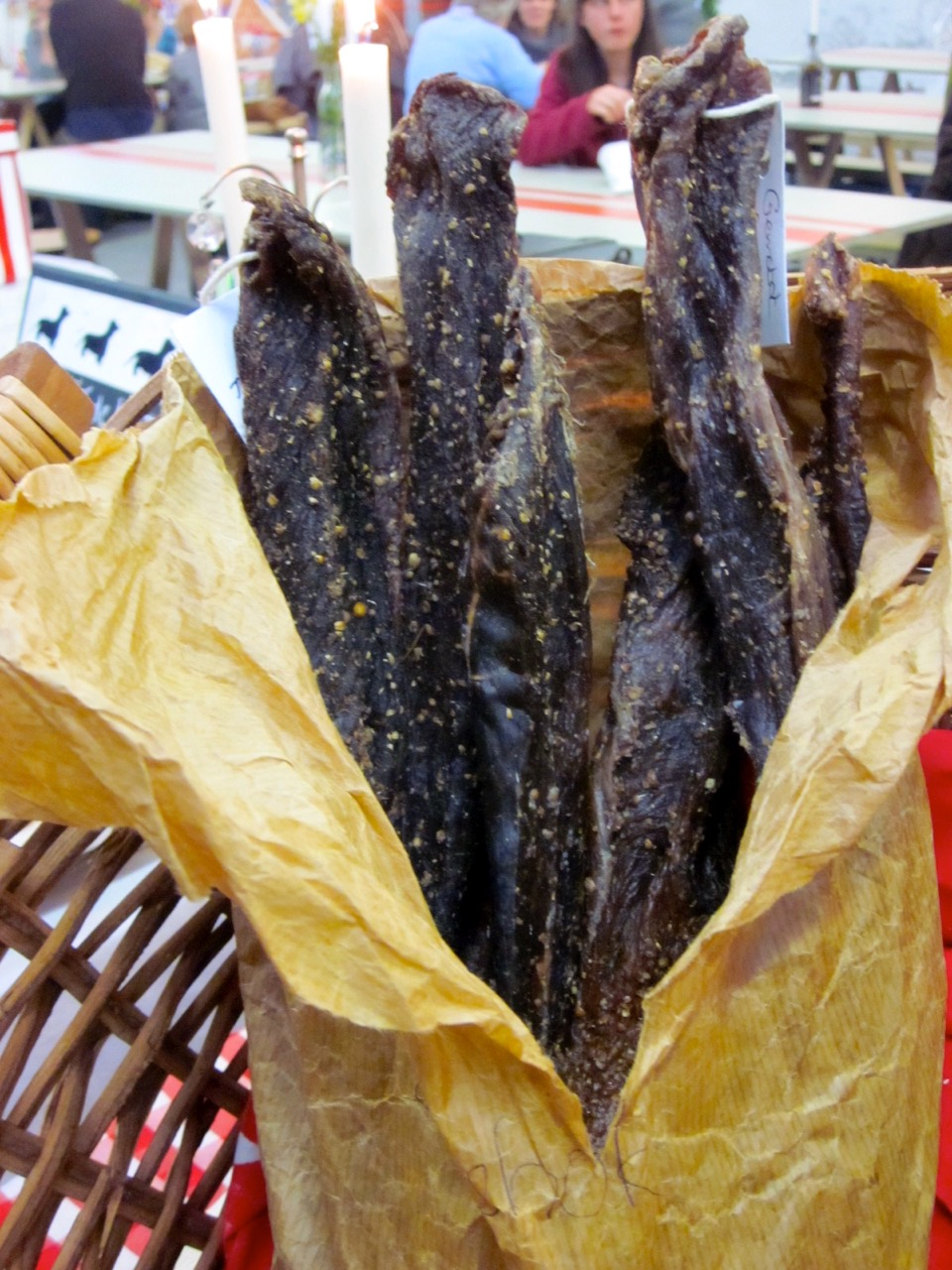biltong pic - blue bird garage