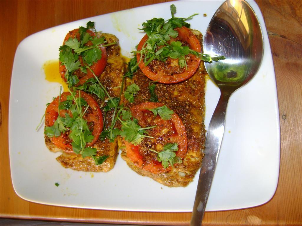 cape malay fish dish (Large)