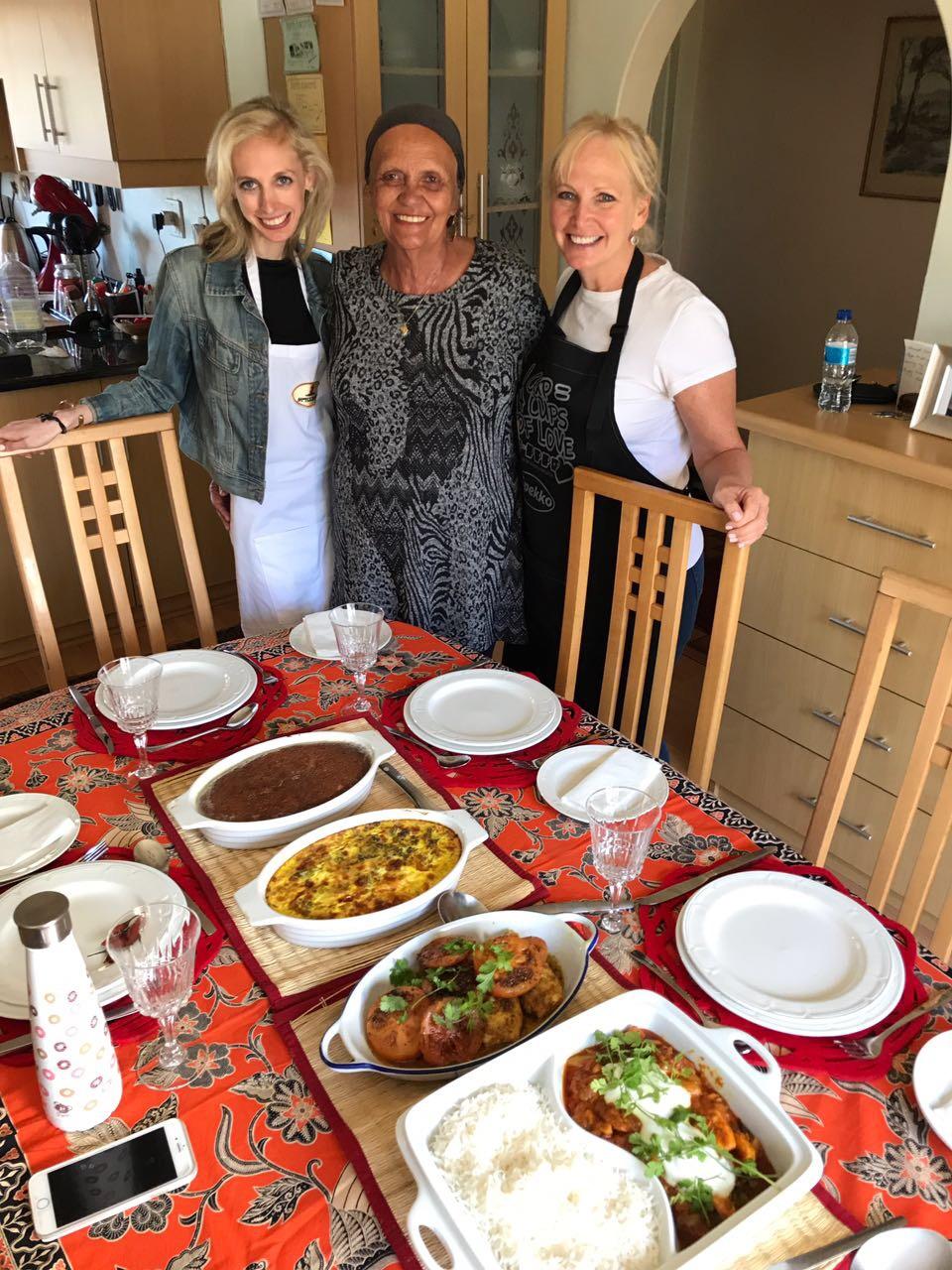 Cass Cooking Class 2017