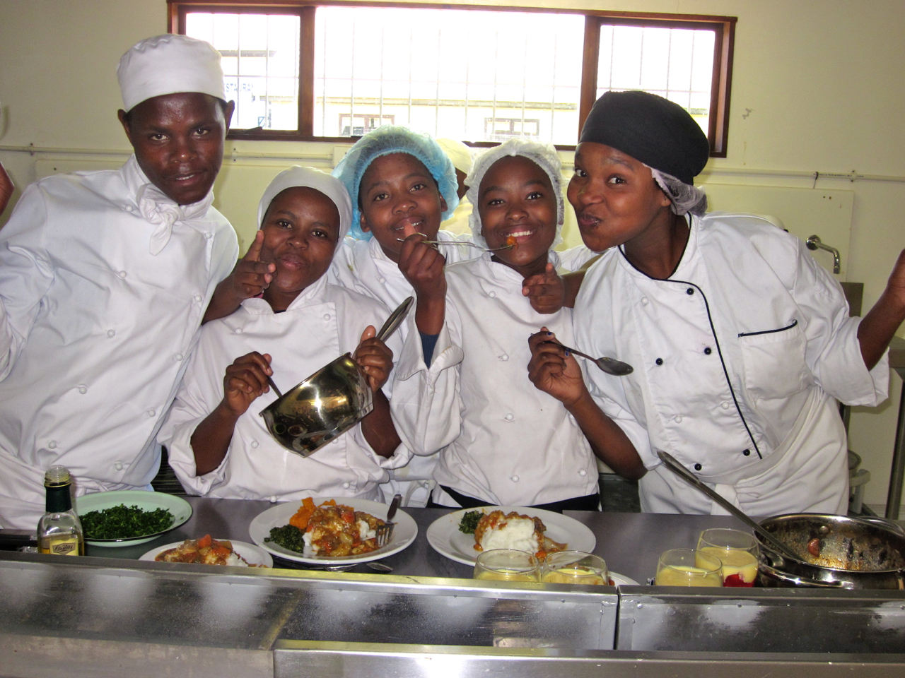 Eziko Students banner pic - having fun
